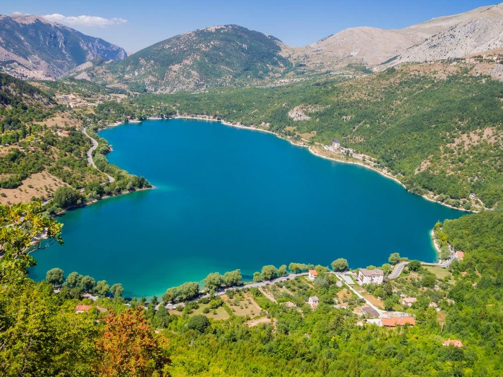 lago di Scanno Abruzzo