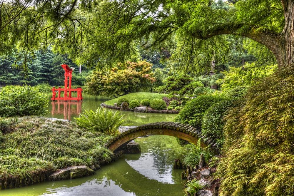 giardino giapponese New York
