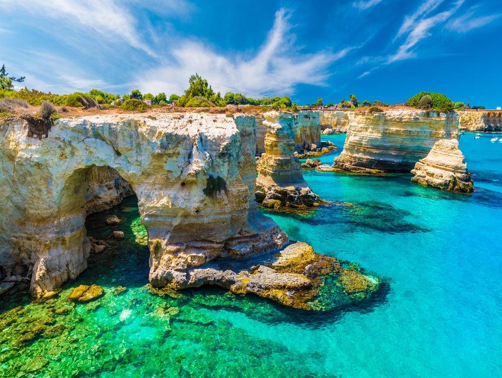 Penisola salentina Puglia