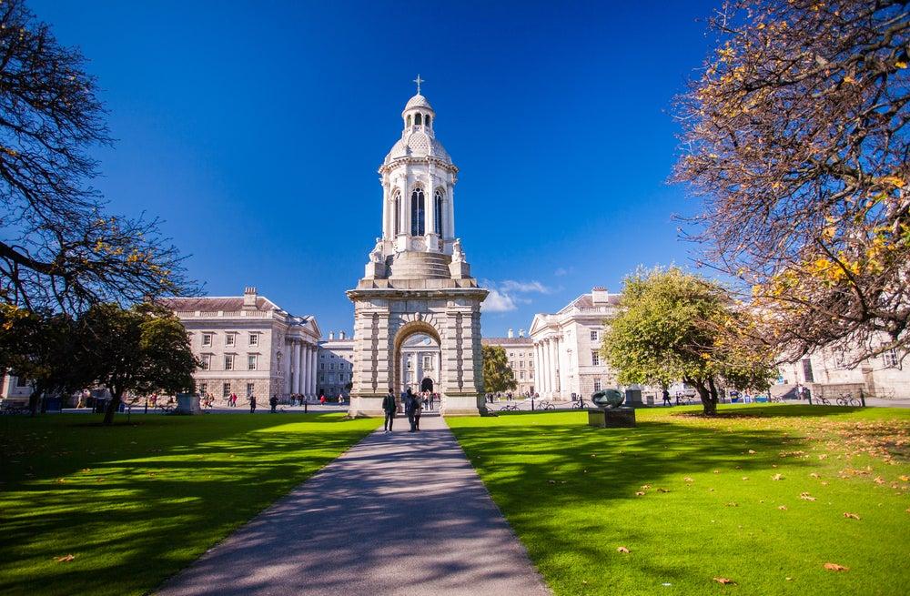 Giardini del Trinity College