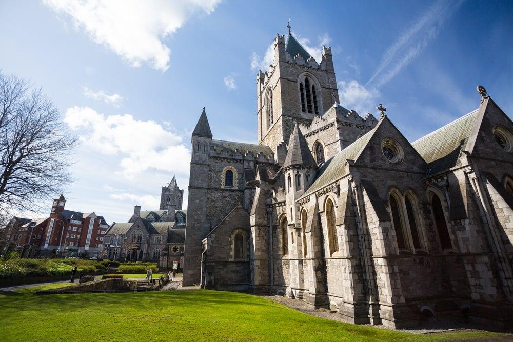 Cattedrale Christchirch di Dublino