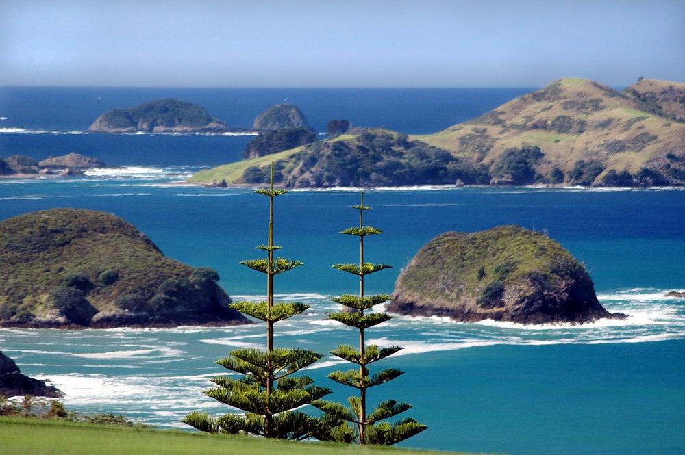 Isola di Norfolk, Australia