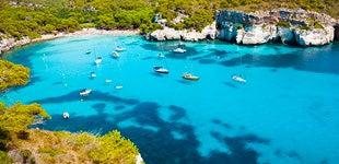 Vacanze Mare Baleari Minorca Cala Macarella