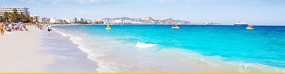 Vacanze Mare Ibiza Playa d'en Bossa