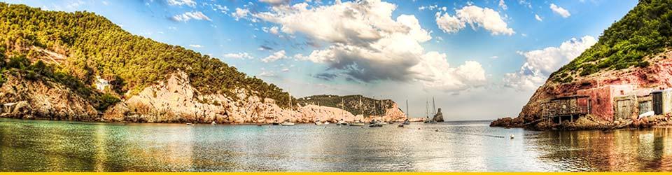Vacanze Mare Ibiza Cala Benirràs