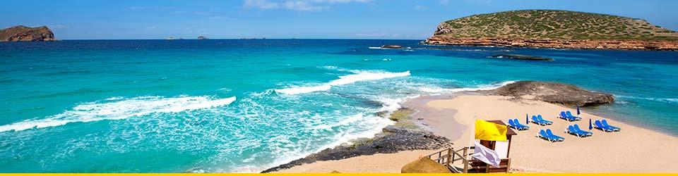 Vacanze Mare Ibiza Cala Conta