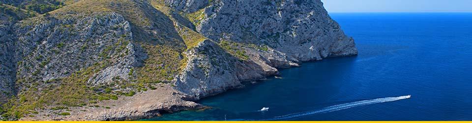 Vacanze Mare Maiorca Cala Formentor