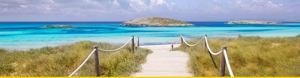 Vacanze al mare a Formentera - eDreams