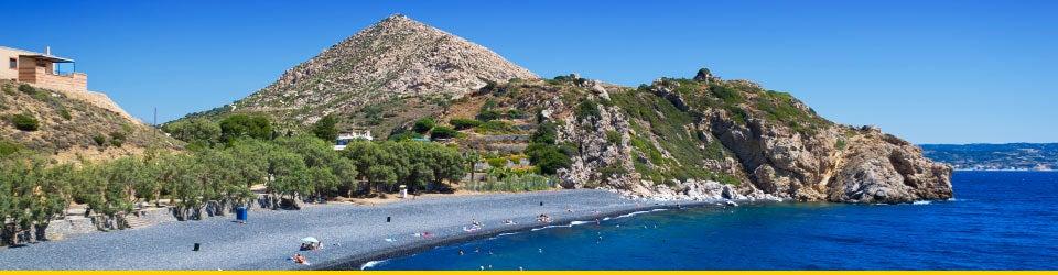 Vacanze Mare Egee Spiaggia di Emporios Mavros Gialos