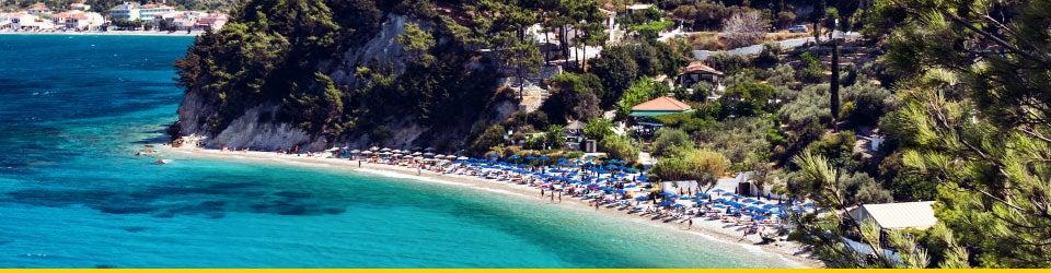 Vacanze Mare Egee Spiaggia di Lemonakia