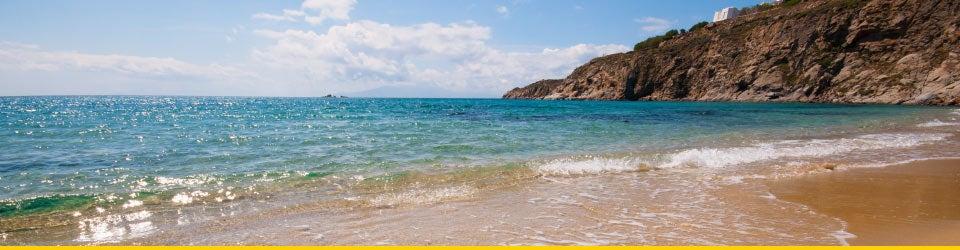 Vacanze Mare Egee Spiaggia di Livadi