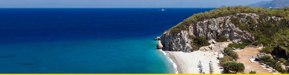 Vacanze Mare Egee Spiaggia di Tsamado