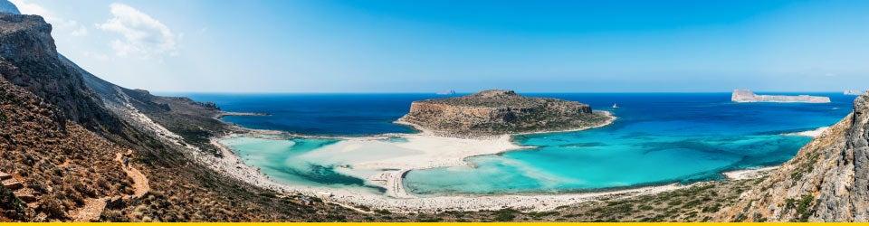 Vacanze Mare Creta Spiaggia di Balos