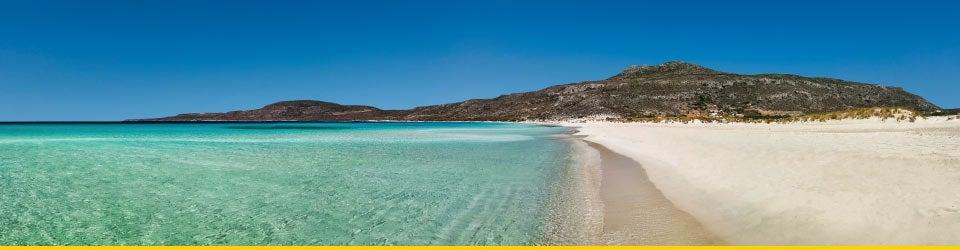 Vacanze Mare Creta Spiaggia di Elafonisi