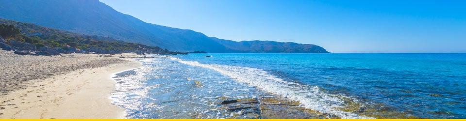 Vacanze Mare Creta Spiaggia di Kedrodasos