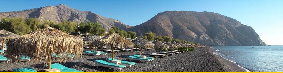 Vacanze Mare Santorini Spiaggia di Perissa
