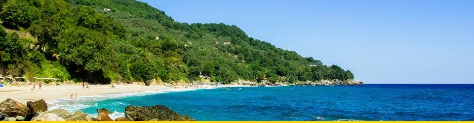 Vacanze Mare Nasso Spiaggia di Plaka