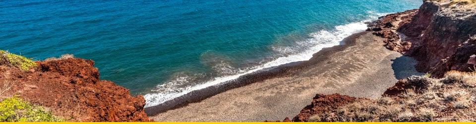 Vacanze Mare Koufonisia Spiaggia di Pori