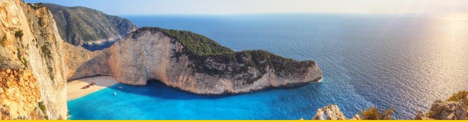 Vacanze Mare Ioniche Spiaggia del Naufagio