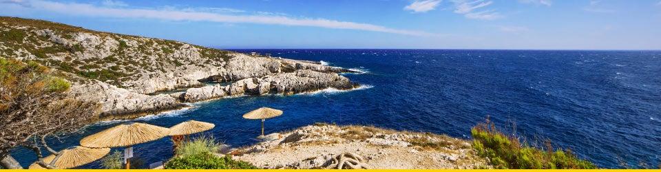 Vacanze Mare Ioniche Spiaggia di Porto Limnionas