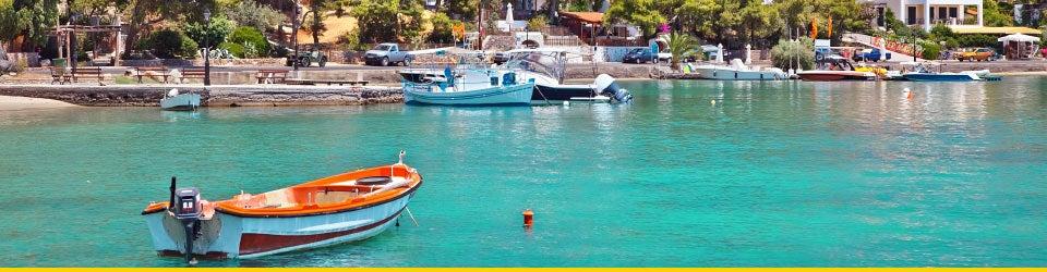Vacanze Mare Saroniche Spiaggia di Megalo Neorio