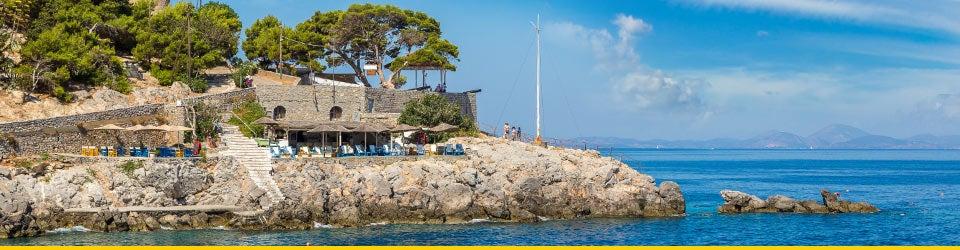 Vacanze Mare Saroniche Spiaggia di Spilia