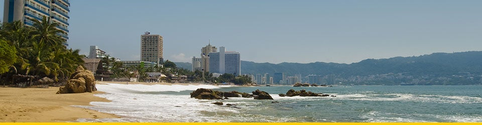 Vacanze Acapulco Spiaggia La Condesa