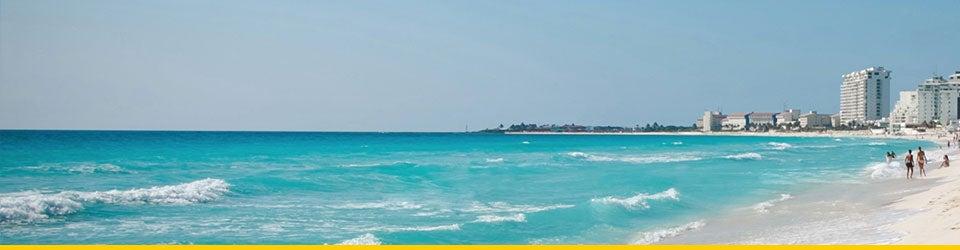Vacanze Mare Cancún Spiaggia Gaviota Azul
