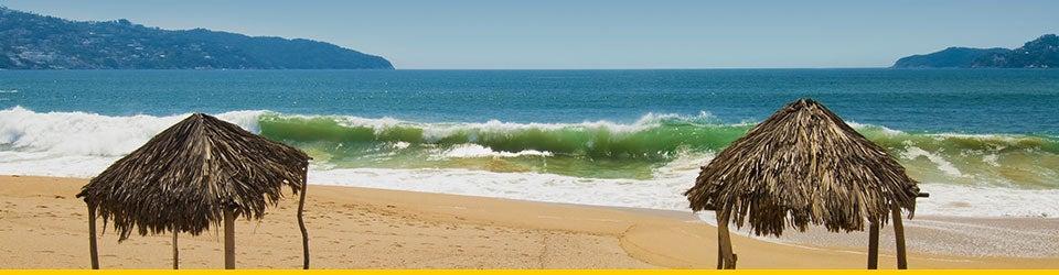 Vacanze Acapulco Spiaggia Hornos e Hornitos