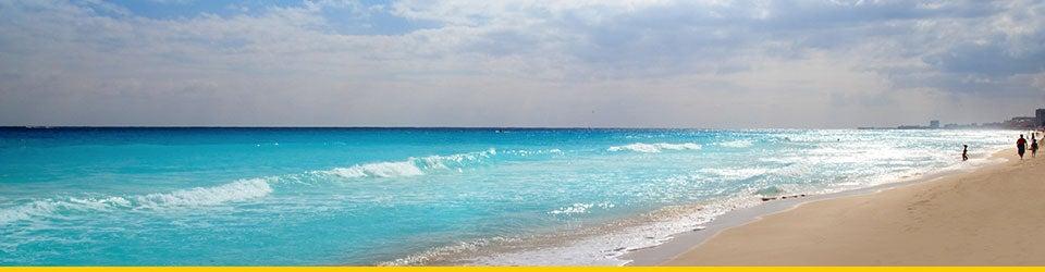 Vacanze Mare Cancún Spiaggia Langosta