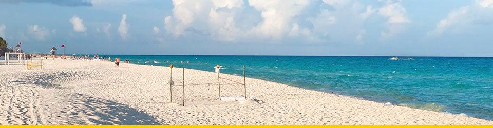 Vacanze Mare Riviera Maya Spiaggia Mamitas