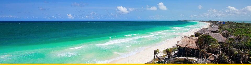 Vacanze Mare Riviera Maya Spiagge di Sian Ka'an