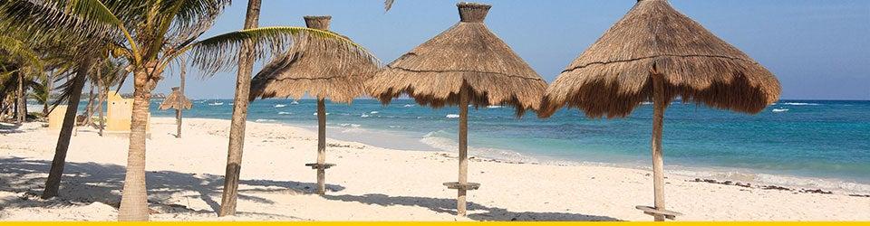 Vacanze Mare Riviera Maya Spiaggia Xpu-Há