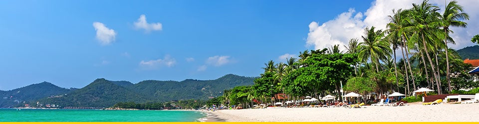 Vacanze Mare Tailandia Spiaggia Chaweng