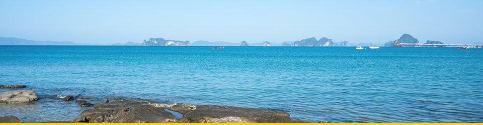 Vacanze Mare Tailandia Spiaggia di Klong Muang
