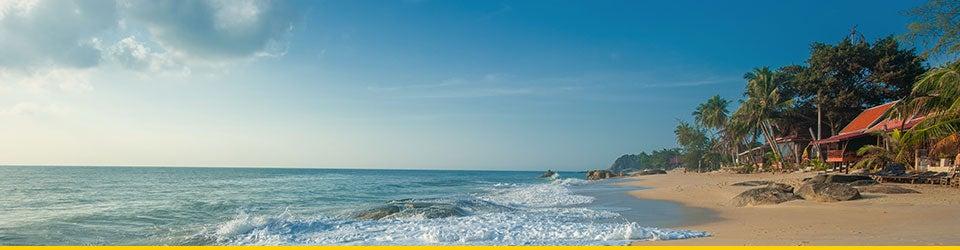 Vacanze Mare Tailandia Spiaggia di Lamai