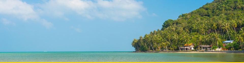 Vacanze Mare Tailandia Spiaggia Taling Ngam