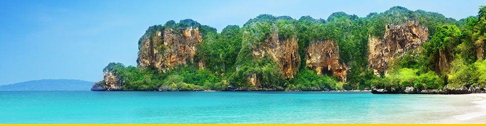 Vacanze Mare Tailandia Spiaggia di Railay