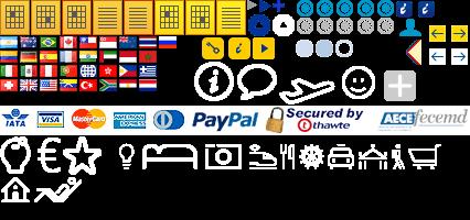 icona informazioni compagnia aerea
