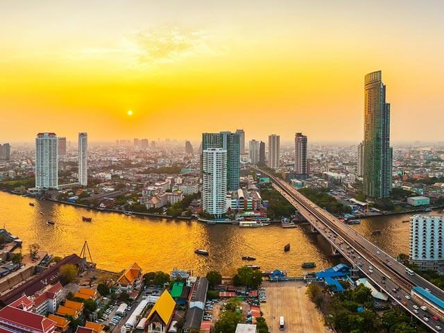 Prenota un volo per Bangkok con eDreams.it