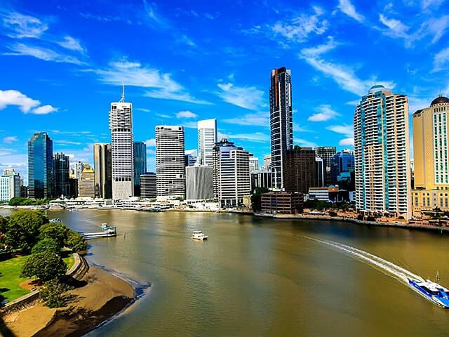 Prenota un volo per Brisbane con eDreams.it