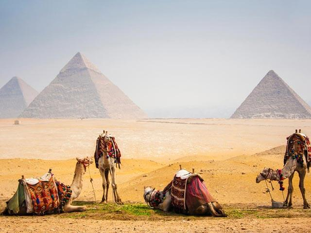 Prenota un volo per Il Cairo con eDreams.it