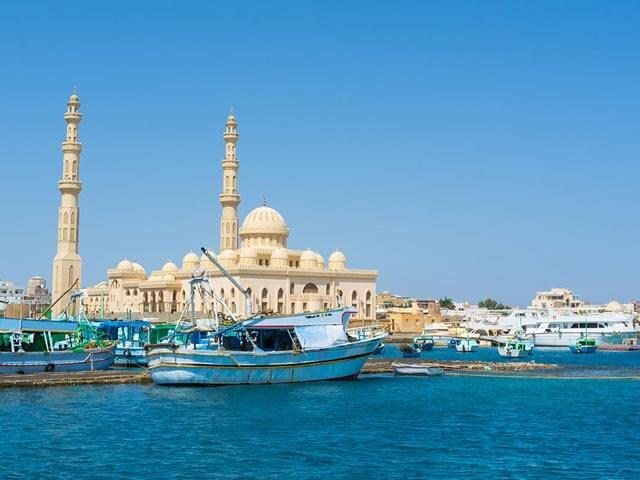 Prenota un volo per Hurghada con eDreams.it