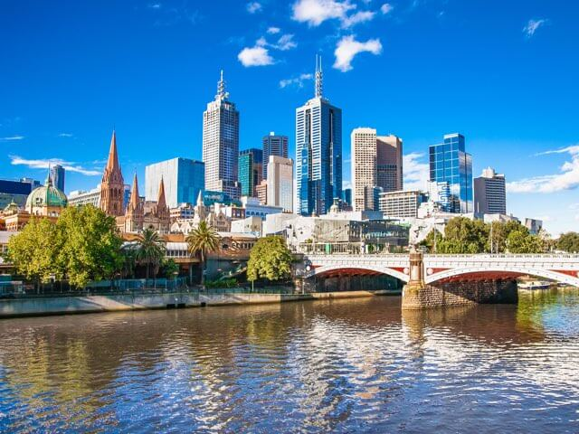 Prenota un volo per Melbourne con eDreams.it