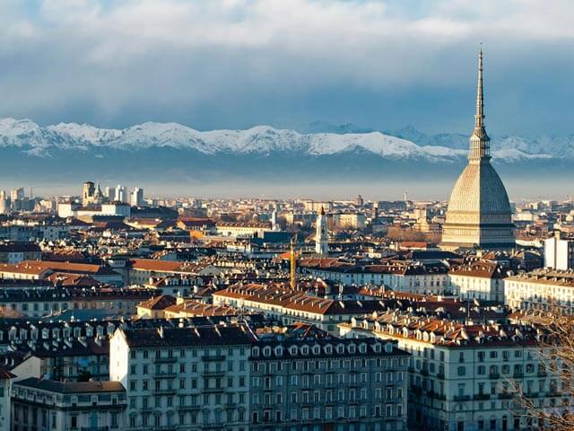 Prenota un volo per Torino con eDreams.it